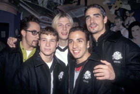 Backstreet Boys- Group