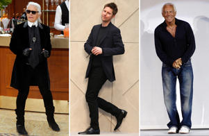 Influential men in fashion