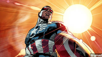 <p>Marvel's Captain America</p>
