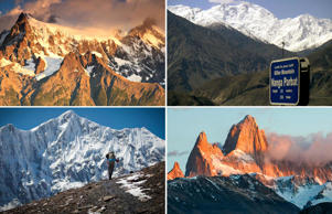 The world's most intimidating mountains