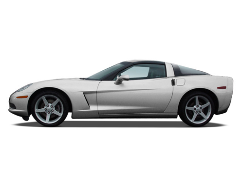 Slide 1 of 8: 2005 Chevrolet Corvette