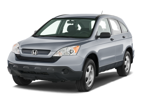 Slide 1 of 24: 2008 Honda CR-V