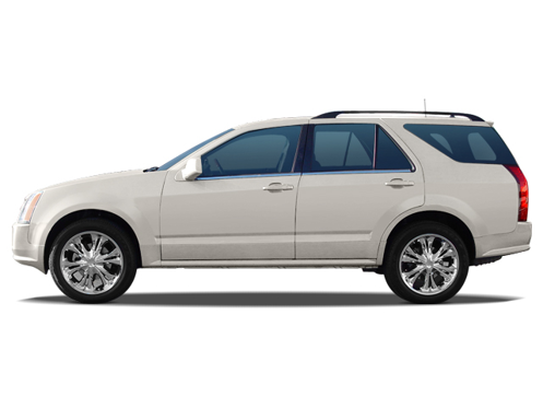 Slide 1 of 9: 2007 Cadillac SRX