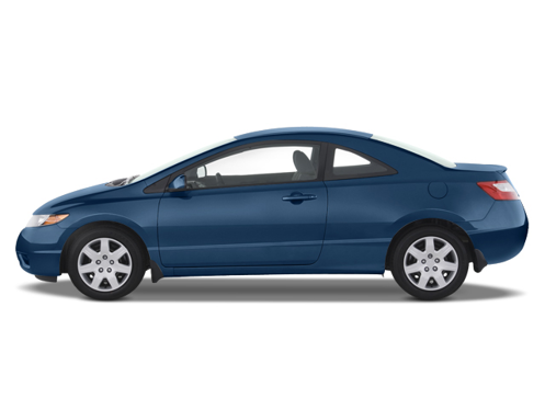 Slide 1 of 6: 2007 Honda Civic