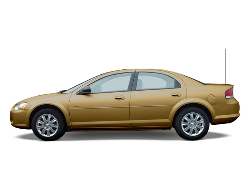 Slide 1 of 9: 2005 Chrysler Sebring