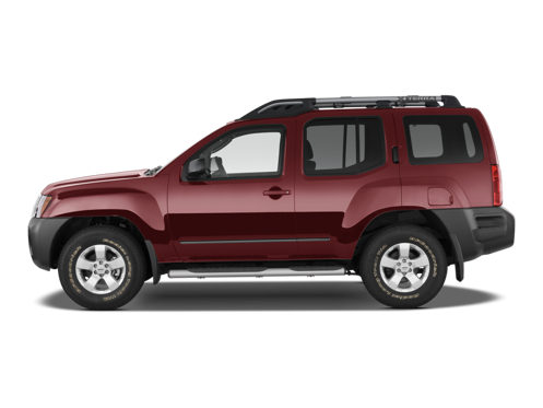 Slide 1 of 35: 2009 Nissan Xterra
