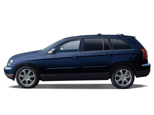Slide 1 of 8: 2005 Chrysler Pacifica