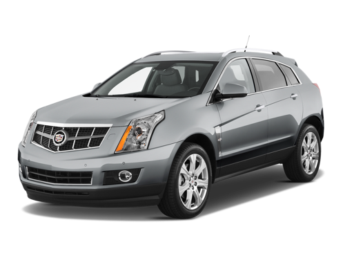 Slide 1 of 24: 2010 Cadillac SRX