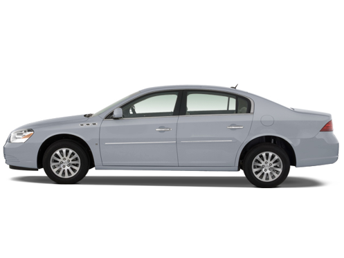 Slide 1 of 8: 2007 Buick Lucerne