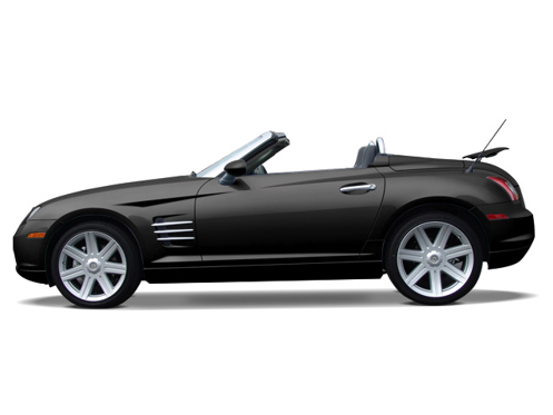 Slide 1 of 8: 2006 Chrysler Crossfire