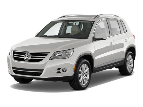 Slide 1 of 18: 2010 Volkswagen Tiguan