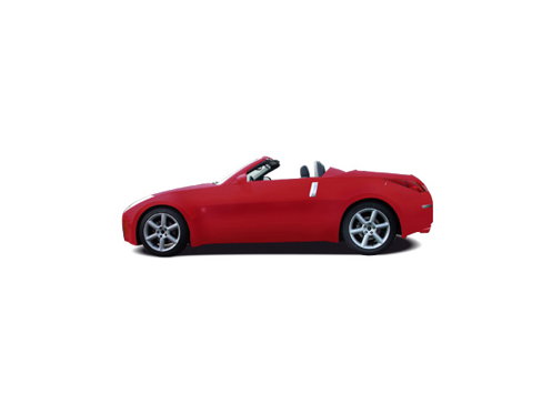 Slide 1 of 7: 2004 Nissan 350Z Roadster