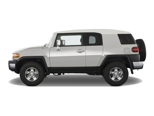 Slide 1 of 12: 2012 Toyota FJ Cruiser
