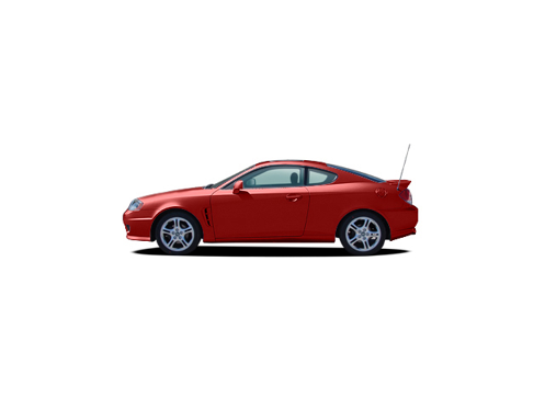 Slide 1 of 7: 2005 Hyundai Tiburon