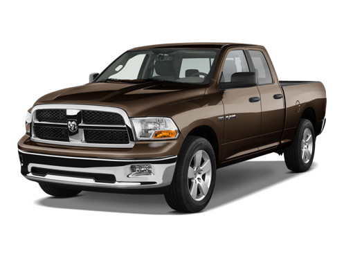 Slide 1 of 40: 2012 Ram 1500 Pickup