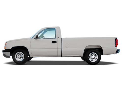 Slide 1 of 8: 2005 Chevrolet Silverado 1500
