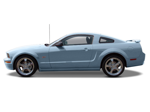 Slide 1 of 10: 2006 Ford Mustang
