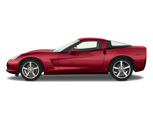 Slide 1 of 27: 2009 Chevrolet Corvette