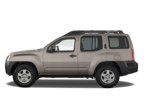 Slide 1 of 27: 2008 Nissan Xterra