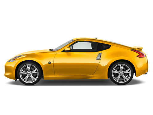 Slide 1 of 31: 2009 Nissan 370Z