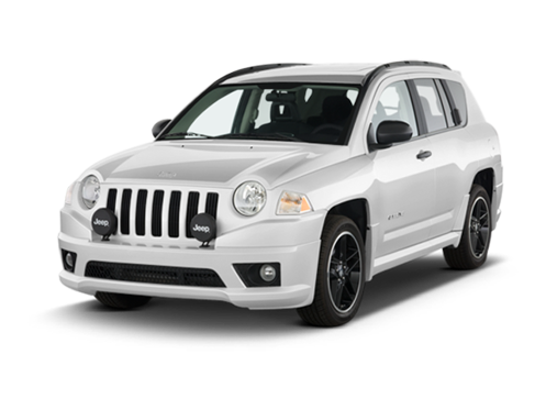 Slide 1 of 27: 2008 Jeep Compass