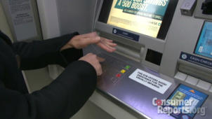 Thieves target bank cards