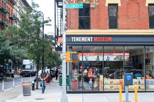 The Tenement Museum, New York.