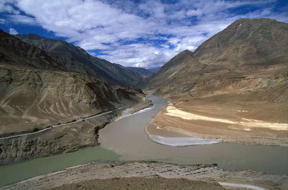 Markha valley in Ladakh