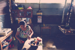 No English is spoken in this kitchen, but it is the most authentic of Guatemalan experiences.