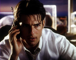 JERRY MAGUIRE, Tom Cruise, 1996