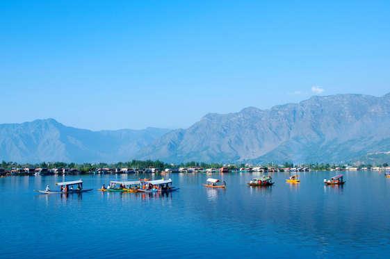 Dal Lake Kashmir India