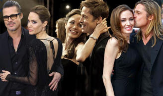 A decade together: Brangelina through the years