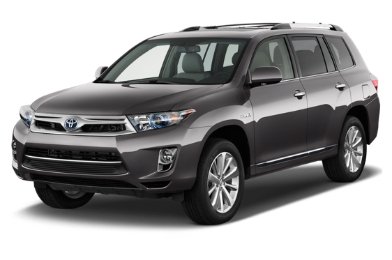 Slide 1 of 14: 2012 Toyota Highlander