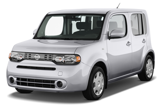 Slide 1 of 14: 2010 Nissan Cube