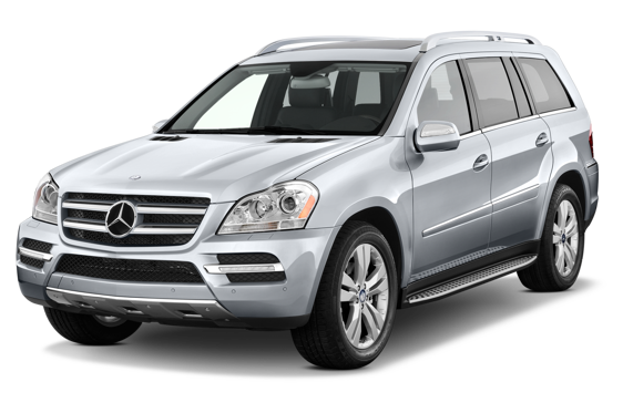 Slide 1 of 14: 2012 Mercedes-Benz GL-Class