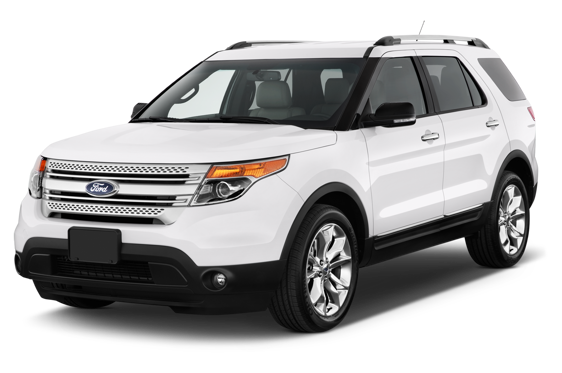 Slide 1 of 14: 2012 Ford Explorer