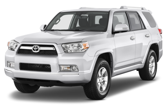 Slide 1 of 14: 2011 Toyota 4Runner