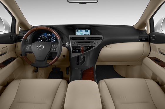 Slide 1 of 11: 2011 Lexus RX 350