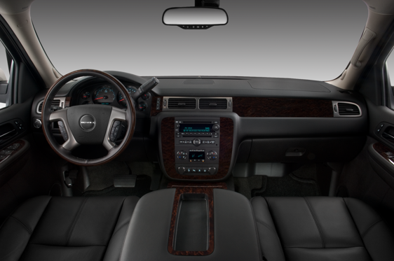 Slide 1 of 11: 2010 GMC Yukon