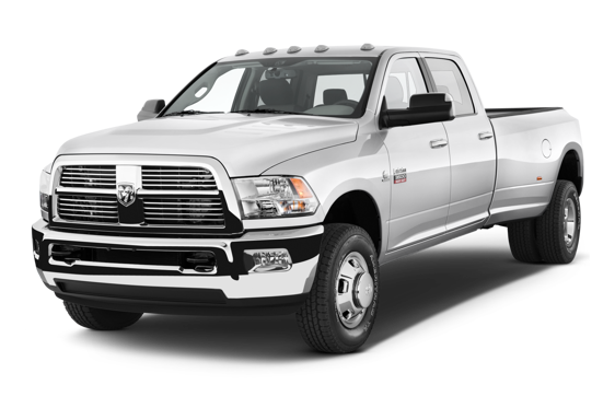 Slide 1 of 14: 2010 Dodge Ram 3500