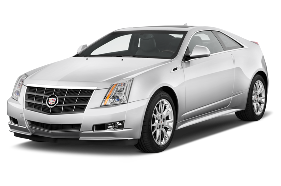 Slide 1 of 14: 2012 Cadillac CTS Coupe