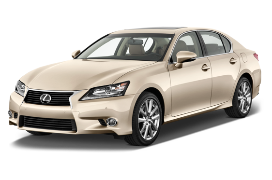 Slide 1 of 14: 2015 Lexus GS 350