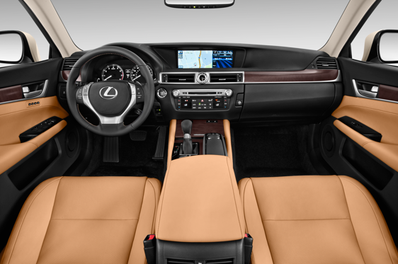 Slide 1 of 11: 2015 Lexus GS 350