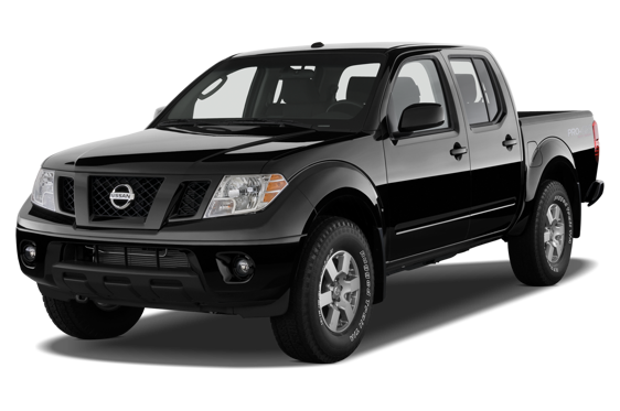Slide 1 of 14: 2012 Nissan Frontier