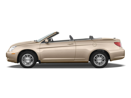 Slide 1 of 60: 2009 Chrysler Sebring