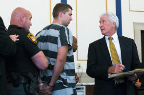 Ray Tensing was fired as a University of Cincinnati police officer and charged, while two others were placed on leave after video contradicted their account of an encounter with a black man.