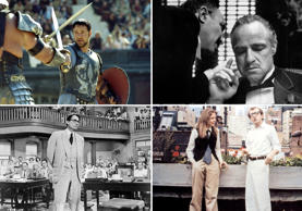 30 greatest films as voted by actors