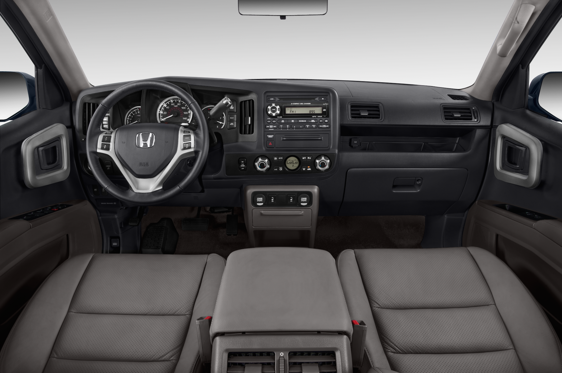 Slide 1 of 11: 2014 Honda Ridgeline