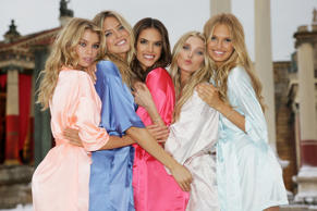 Victoria's Secret Angels in Rome