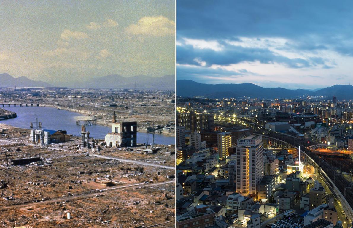Япония готовит резолюцию для ООН о полном отказе в мире от ядерного оружия - Цензор.НЕТ 8209